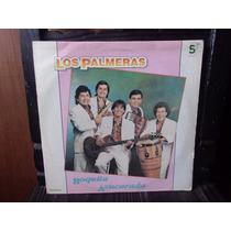 Vinilo Los Palmeras Boquita Azucarada - Difusion