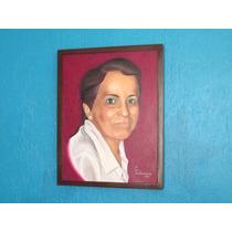 Retratos Y Cuadros, Arte Hecho A Mano Con Pintura Al Oleo