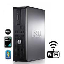 Cpu Dell 740 Amd Athlon 64x2 /2 Gb Memoria /hd 160 Gb +wi-fi