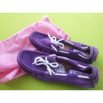 Zapatos Mocasines De Dama Ana T Talla 36 Originales Nuevos