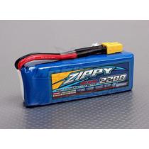 Bateria Lipo Zippy 2200mah 3s 11.1v 25c T-rex 450- Phantom 1