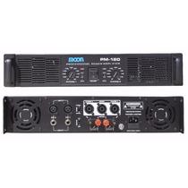 Amplificador De Potencia Moon Pm-120. 480w Rms.