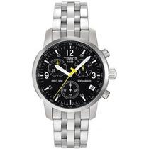 Relógio Tissot Original Preto Prc 200 Promocional
