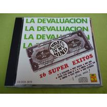 Three Souls In My Mind La Devaluación Cd Primer Edició 1992