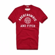 Remeras Hombre Y Mujer Abercrombie & Fitch + Hollister