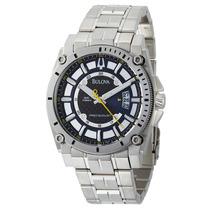 Relógio Bulova Precisionist Masculino Wb31014a. Analógico,