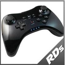 Control Nintendo Wii U Pro Recargable Inalámbrico Gamepad