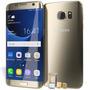 Galaxy S7 Edge Dual Sim 32gb Libre De Fabrica Sellado Dorado