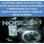 Medio Master Kit Caja Dodge A727/tf8 Torque8 Anillos Teflon