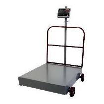 Bascula De Recibo Movil De 400 Kgs Torrey Electronica