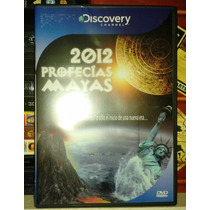 Dvd 2012 Profecias Mayas Discovery Channel Apocalypse 2012