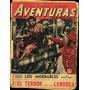 * Antigua Revista Aventuras - Año 3 N.149 - Agosto 1949