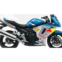 Adesivo Suzuki Srad Gsx 650 750 1000 Gsxr 650f 750f Rf900