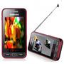 Celular Samsung Star Tv Gt-i6220 Com Mp3, Fm, Bluetooth