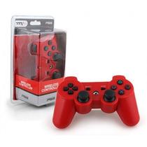 Control Inalámbrico Ps3 Recargable Dualshock 3 Playstation 3