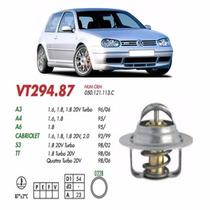 Válvula Termostática Vw Golf 1.8 20v Turbo 1999 A 2005