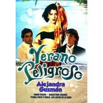 Dvd Verano Peligroso ( 1991 ) - Raul Cardona Jr. / Alejandra