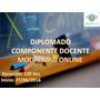 Diplomado Componente Docente Modalidad Online