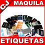 Millar Etiquetas Ropa Poner Precios Identificacion Medida Mo