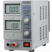 Fuente De Voltaje Variable Tekpower Hy1803d