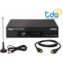 Decodificador Tda Sintonizador Full Hd - Graba Tda - Gtia!!
