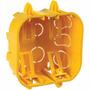 Caixa De Luz 4x4 Pvc P/ Drywall Cemar - Kit Com 10