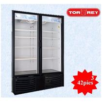 Refrigerador De Exhibición 42 Pies Cúbicos Vrd-42