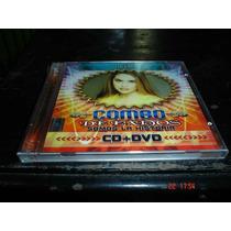 Lucero - Cd + Dvd - Combo De Exitos Idd