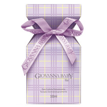 Lilac Deo Colônia Giovanna Baby - Perfume 100ml