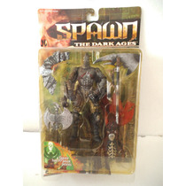 Spawn The Black Heart Spawn The Dark Ages Mcfarlane Toys