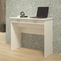 Escrivaninha/mesa Para Computador 2 Gavetas - Várias Cores