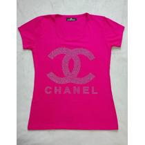 Polos Blusas Michael Kors Mk Chanel Gucci Para Mujer Stock