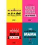 Dia De La Madre 4 Tarjetas Imprimibles Pack5