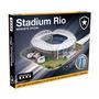 Maquete Estádio Engenhão Botafogo Miniatura Montar Fogão