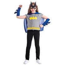 Disfrz Niño Dc Comics, Batgirl Traje De Vestir Puestas Por