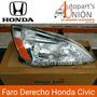 Faro De Honda Accord 2003/2007
