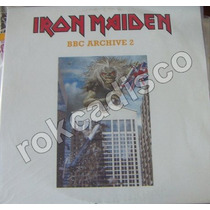 Heavy Metal, Iron Maiden (bbc Archive 2) Fotodisco 12´,