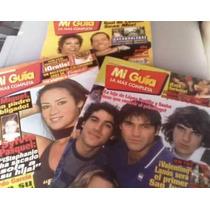 Lote 3 Revistas Mi Guia La Mas Completa Año 2002