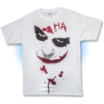 Playera Joker Ha, Batman, Comic, Guason, Wason, Aerografia