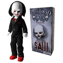 Living Dead Dolls - Saw - Filme Jogos Mortais - Raro - Mezco