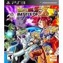 Dragon Ball Battle Of Z Ps3 Digital El Mas Barato