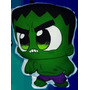 Muñeco Hulk De Coleccion, Niños, Souvenirs, Peluches