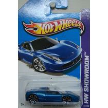 Hot Wheels 1:64 - Ferrari 458 Spider, 2013
