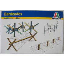 Set De Barricadas Militar Esc.1/35 Italeri Nuevo.oferta.