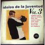 Rock Mex, Idolos De La Juventud, Vol.3, Angelica Maria, Lp12