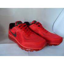 Tenis Nike Airmax 2014 26mx 8us Para Correr Remato Solo Hoy