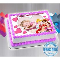 Laminas Para Torta Comestible Fototorta Personalizada C/foto