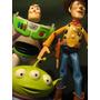3 Muñecos Toy Story, Para Torta De Cumpleaños, Fiesta, Woody
