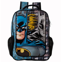 Mochila Grande Batman Faces - 4972