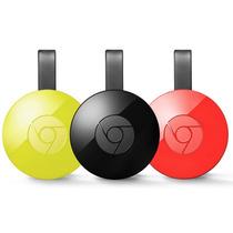Google Chromecast 2.0 Hdmi Modelo 2015 Nuevo En Caja Sellada